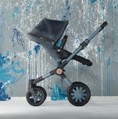 Bugaboo Stroller Diesel Denim Collection - Design Milk