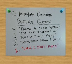 25+ Inspirational Customer Service Quotes