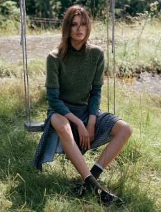 Louise Lefebure by Johan Sandberg