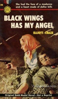 Gold Medal Paperback Covers