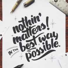 """Nothin' matters!"", Mountain Dew Green Label Gallery on Inspirationde"