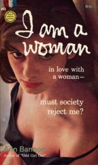 Lesbian Paperback Covers