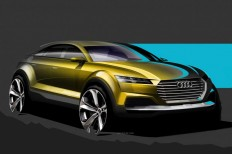 Audi Q4 SUV concept previewed in new design sketches | Autocar