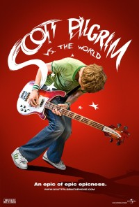 Scott Pilgrim vs. the World: Extra Large Movie Poster Image - Internet Movie Poster Awards Gallery