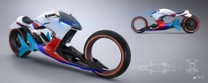 BMW i MOTORRAD. BETA R VISION on
