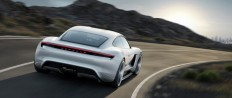 Porsche Mission E provides all-electric glimpse at the future of supercars - Images