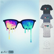 Score Psychedelic Nerd Glasses by badbugs_art on Threadless