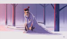 Samurai Jack (fan art) on