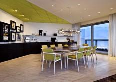 Luxurious One Bedroom Loft Style Space - InteriorZine