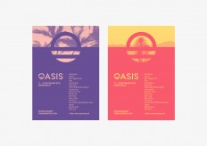 Oasis Festival — Style Guidelines on