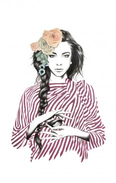 Revival illustration on Inspirationde