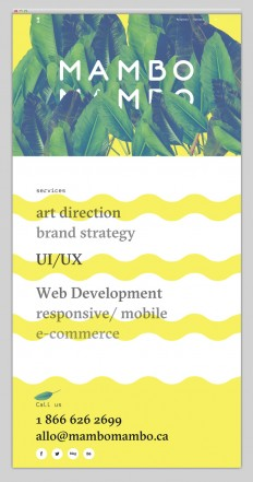 Www.mindsparklemag.com –A showcase of effective and beautiful web design. #webdesign #website #design #minimal #agency #portfolio #beaut in Websites We Love