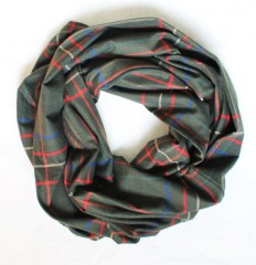 khaki plaid scarfinfinity scarf scarf scarves by lumbaaccessories