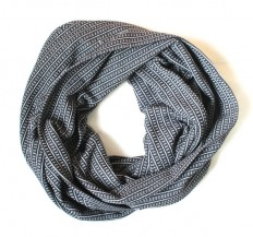 grey unisex scarfinfinity scarf scarf scarves by lumbaaccessories