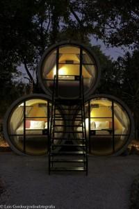 Amazing Architecture / Architecture Photography: TuboHotel / T3arc - TuboHotel / T3arc (147723) – Arch