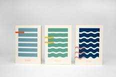 """Hemingway and the Sea"" Book Cover Designs"