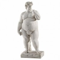 Fatty Fat Fat David Statue | Incredible Things