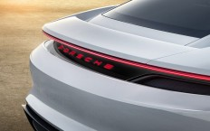 Porsche Mission-e tail lamp | INSPIRATION | Pinterest