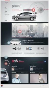 Webdesign Gallery 025 « Tutorialstorage | Photoshop tutorials and Graphic Design