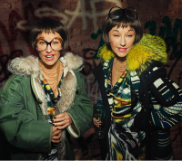 Cindy Sherman Gets Into Character for Balenciaga | The Art Reserve