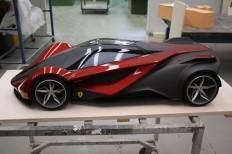 Ferrari F25 | Concept Cars | Pinterest