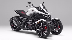 Honda presents Neowing tilting tricycle ahead of Tokyo Motor Show - Images