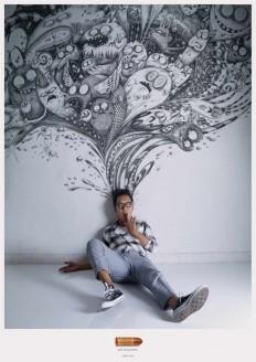Ogilvy Creative School: Saki on Inspirationde