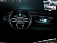 Audi e-tron quattro Concept (2015) picture #32, 1024x768