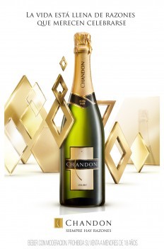 CHANDON fin de año 2013 on