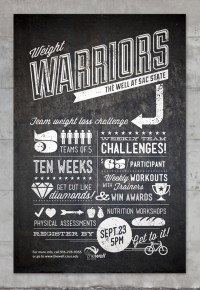 Kyle Marks Design - Weight Warriors
