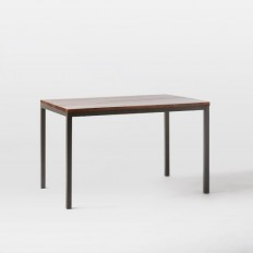Box Frame Dining Table - Wood | west elm