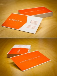 Creative IT Business Cards - Business Cards - Creattica