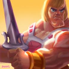 He-man on