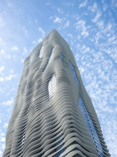 Aqua Tower on