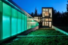 Bear Run Cabin by David Coleman Architecture
