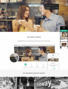 The 14 Most Beautiful & Creative WordPress Themes 2015