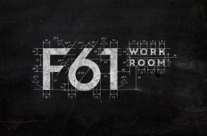 logo Design F61 Work Room on Inspirationde