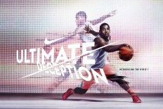 Kyrie Irving — Nike Basketball on