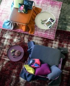 Fantastic Upholstered Furniture by Moroso - InteriorZine