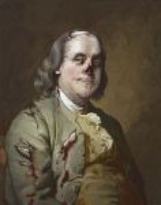 Benjamin Franklin is my Homeboy: Maiden Entry |