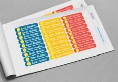 Get Tiny Printable Name Labels – Essmak