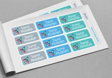 Large Custom Stickers & Personalized Label – Essmak