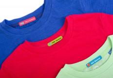 Iron on Clothing Labels | Essmak