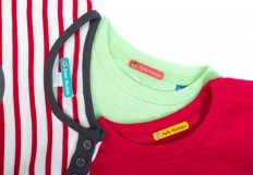 Iron on Clothing Labels   Essmak