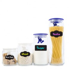 Personalized Large Chalkboard Labels & Stickers – Essmak