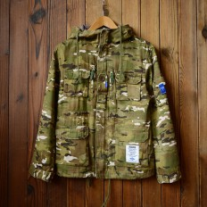 Vintage Men's Military Cotton Jackets with Hood – Shop with Hearts