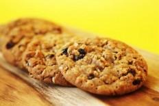 Oats Raisin Cookies Recipe