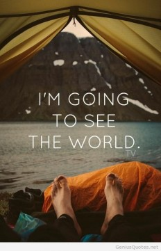 Travelling Quote