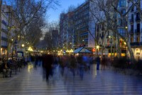 Las Ramblas - Barcelona - Always on the move - Photo Community - MyShutterspace