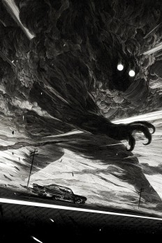 Stunning Black & White Art by Nicolas Delort